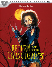 Return of the Living Dead 3 (Blu-ray Disc)