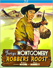 Robber's Roost (Blu-ray Disc)