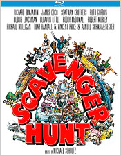 Scavenger Hunt (Blu-ray Disc)