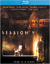 Session 9 (Blu-ray Disc)