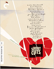 Short Cuts (Criterion Blu-ray Disc)