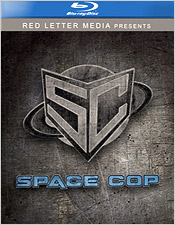 Space Cop (Blu-ray Disc)