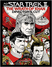 Star Trek II: The Wrath of Khan – Director's Cut (Blu-ray Disc)