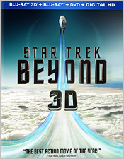 Star Trek Beyond 3D (Blu-ray 3D)