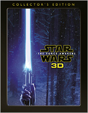 Star Wars: The Force Awakens 3D - Collector's Edition (Blu-ray Disc)