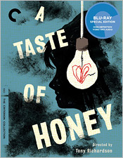 A Taste of Honey (Criterion Blu-ray Disc)