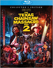 The Texas Chainsaw Massacre 2: Collector's Edition (Blu-ray Disc)