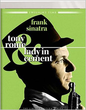 Tony Rome/Lady in Cement (Blu-ray Disc)