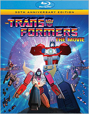 Transformers: The Movie – 30th Anniversary Edition (Blu-ray Disc)