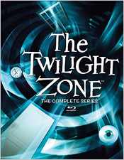 The Twilight Zone: The Complete Series (Blu-ray Disc)
