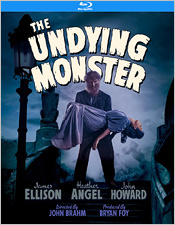 The Undying Monster (Blu-ray Disc)