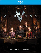 Vikings: Season 4 Volume 1 (Blu-ray Disc)