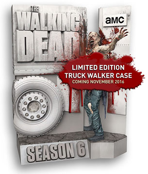 The Walking Dead: Season 6 - Truck Walker (Blu-ray Disc)