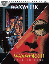 Waxwork/Waxwork II: Vestron Video Double Feature (Blu-ray Disc)