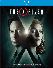 The X-Files: The Event Series (Blu-ray Disc)