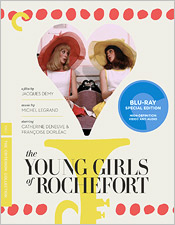 The Young Girls of Rochefort (Criterion Blu-ray Disc)