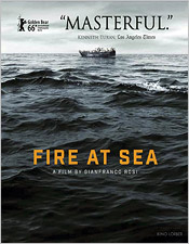 Fire at Sea (Blu-ray Disc)