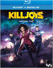 Killjoys: Season Two (Blu-ray Disc)