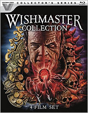 The Wishmaster Collection (Blu-ray Disc)