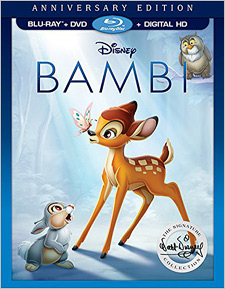 Bambi: Disney Signature Edition (Blu-ray Disc)