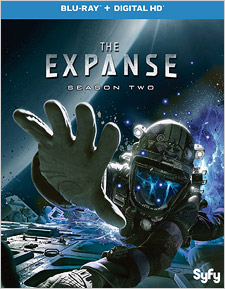 The Expanse: Season Two (Blu-ray Disc)