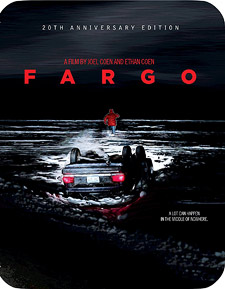 Fargo: 20th Anniversary Edition (Steelbook Blu-ray Disc)
