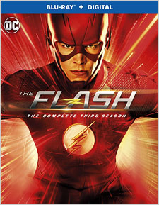 The Flash: The Complete Third Season (Blu-ray Disc)
