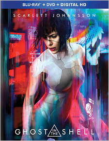 Ghost in the Shell (Blu-ray Disc)
