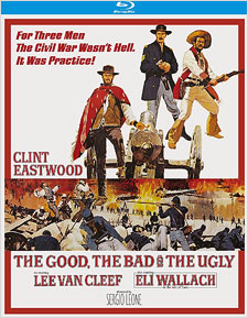The Good, The Bad and The Ugly: 50th Anniversary Special Edition (Blu-ray Disc)