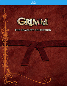 Grimm: The Complete Series (Blu-ray Disc)