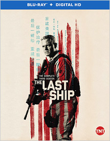 The Last Ship: The Complete Third Season (Blu-ray Disc)