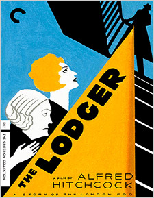 The Lodger (Criterion Blu-ray Disc)