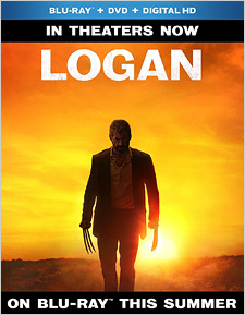 Logan (Blu-ray Disc)