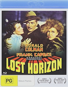 Lost Horizon (1937 - Blu-ray Disc)