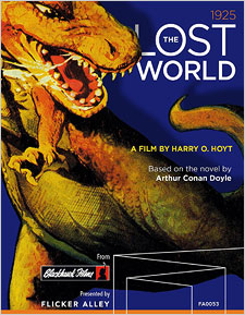 The Lost World (1925 - Blu-ray)