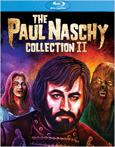 The Paul Naschy Collection II (Blu-ray Disc)