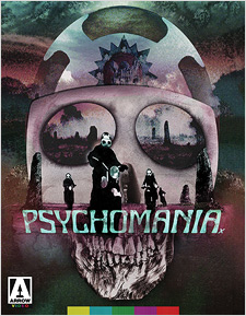 Psychomania: Special Edition (Blu-ray Disc)