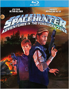 Spacehunter: Adventures in the Forbidden Zone (Blu-ray Disc)