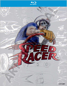 Speed Racer: The Complete Series (Blu-ray Disc)