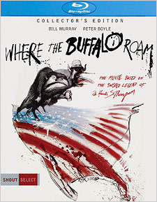 Where the Buffalo Roam: Collector's Edition (Blu-ray Disc)