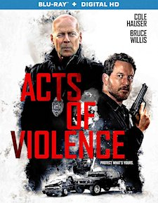 Acts of Violence (Blu-ray Disc)
