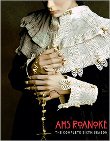 American Horror Story: Roanoke (Blu-ray Disc)