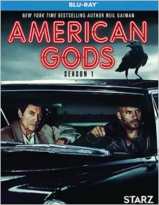 American Gods: Season One (Blu-ray Disc)
