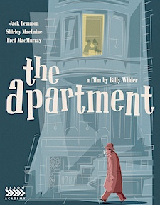 Apartment, The: Limited Edition (Blu-ray Disc)