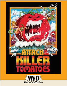Attach of the Killer Tomatoes: Special Collector's Edition (Blu-ray Disc)