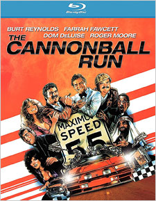Cannonball Run (Blu-ray Disc)