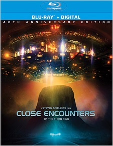Close Encounters of the Third Kind: 40th (Blu-ray Disc)