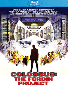 Colossus: The Forbin Project (Blu-ray Disc)