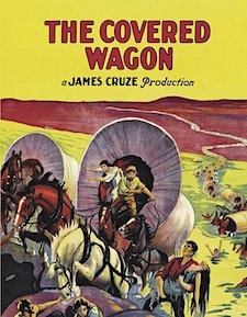 The Covered Wagon (Blu-ray Disc)