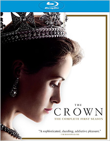 The Crown: The Complete First Season (Blu-ray Disc)